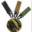 UK-Outdoor-Molle-Strap-Buckle-Webbing-Hanging-Nylon-Key-Hook-Belt-Carabiner-Clip thumbnail 12