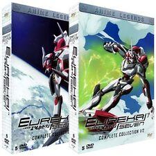 Eureka Seven ( Kult Anime auf Deutsch ( 10 DVDs Komplette Serie 1-50 ) NEU OVP