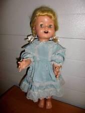 "Unmarked ~ Vintage 21"" Saucy Walker HP Doll, Beautiful"