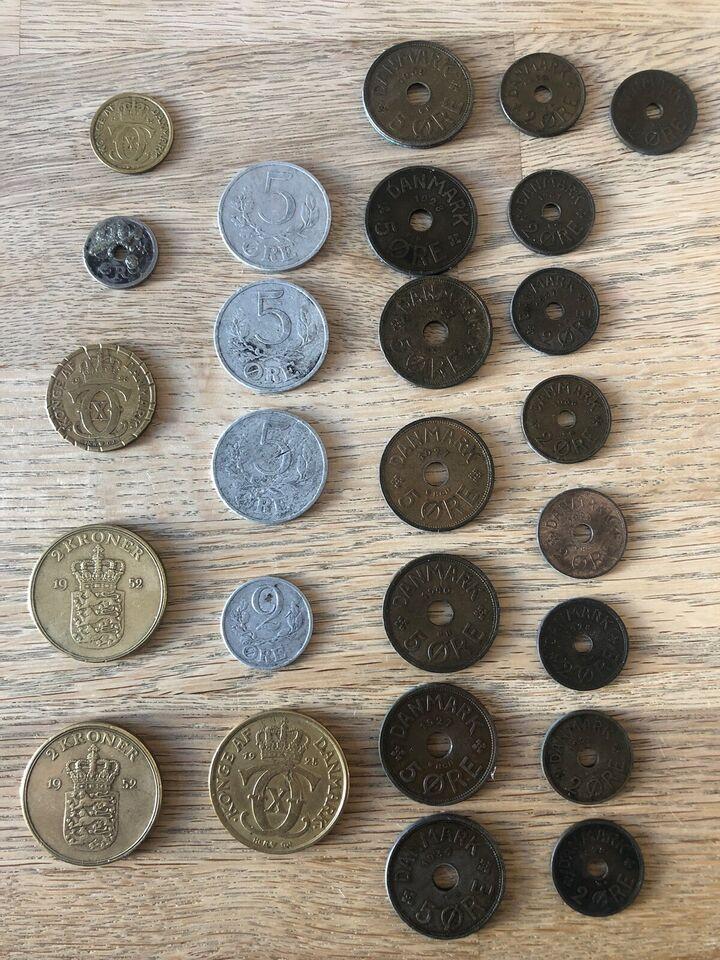 Danmark, mønter, 1/2 kr