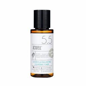 SAMPLE-ACWELL-Licorice-pH-Balancing-Cleansing-Toner-30ml