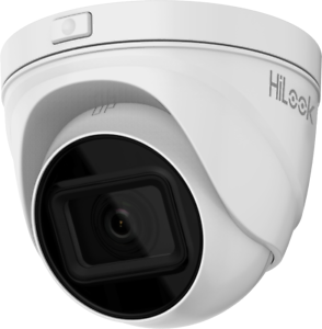 HiLook by Hikvision IPC-T651H-Z 5MP Motorised Network CCTV PoE Turret Camera