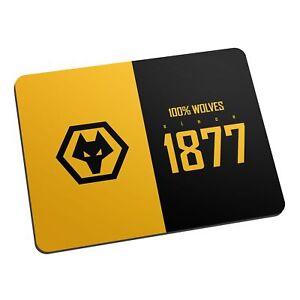 Wolverhampton Wanderers F.C - Personnalisé Tapis De Souris (100%)  </span>