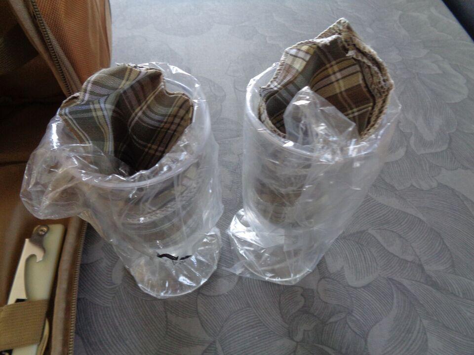 picninc termo taske t/en flaske vin, 2 plast glas