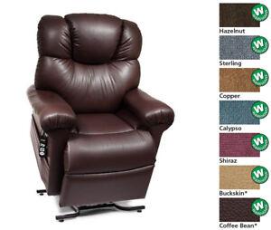 Golden Technologies Power Cloud Pr512 Maxicomfort Series Dual Motor Lift Chair Ebay