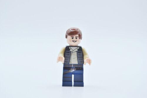 LEGO Figur Minifigur Star Wars Han Solo sw0539 sw539 aus Set 75030 75052