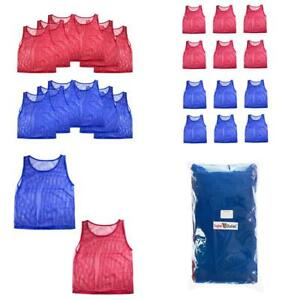 e5a673afd Image is loading Nylon-Mesh-Basketball-Scrimmage-Team-Practice-Vests-Pinnies -