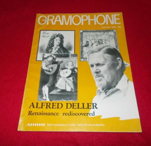GRAMOPHONE PUBLICATION ISSUES 1970/'S /& 1950/'S SELECT ISSUE