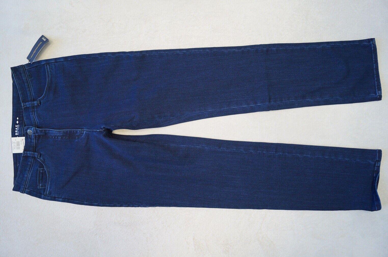 BRAX  CAROLA  Thermojeans Jeans Gr. 36 42 44  L30 32  2 Farben NEU