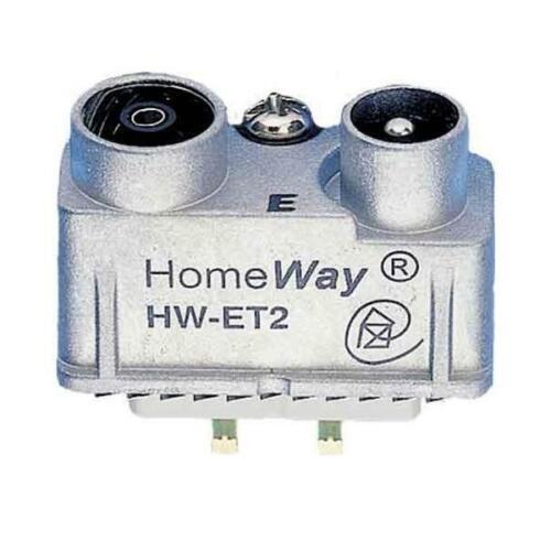 Homeway hw-et2 SAT//BK//FM koaxmodul haxhsm-g0200-c002 coaxial connecteur hw-et2