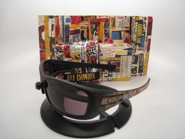Hijinx Oakley Black Frame Colorful Lens