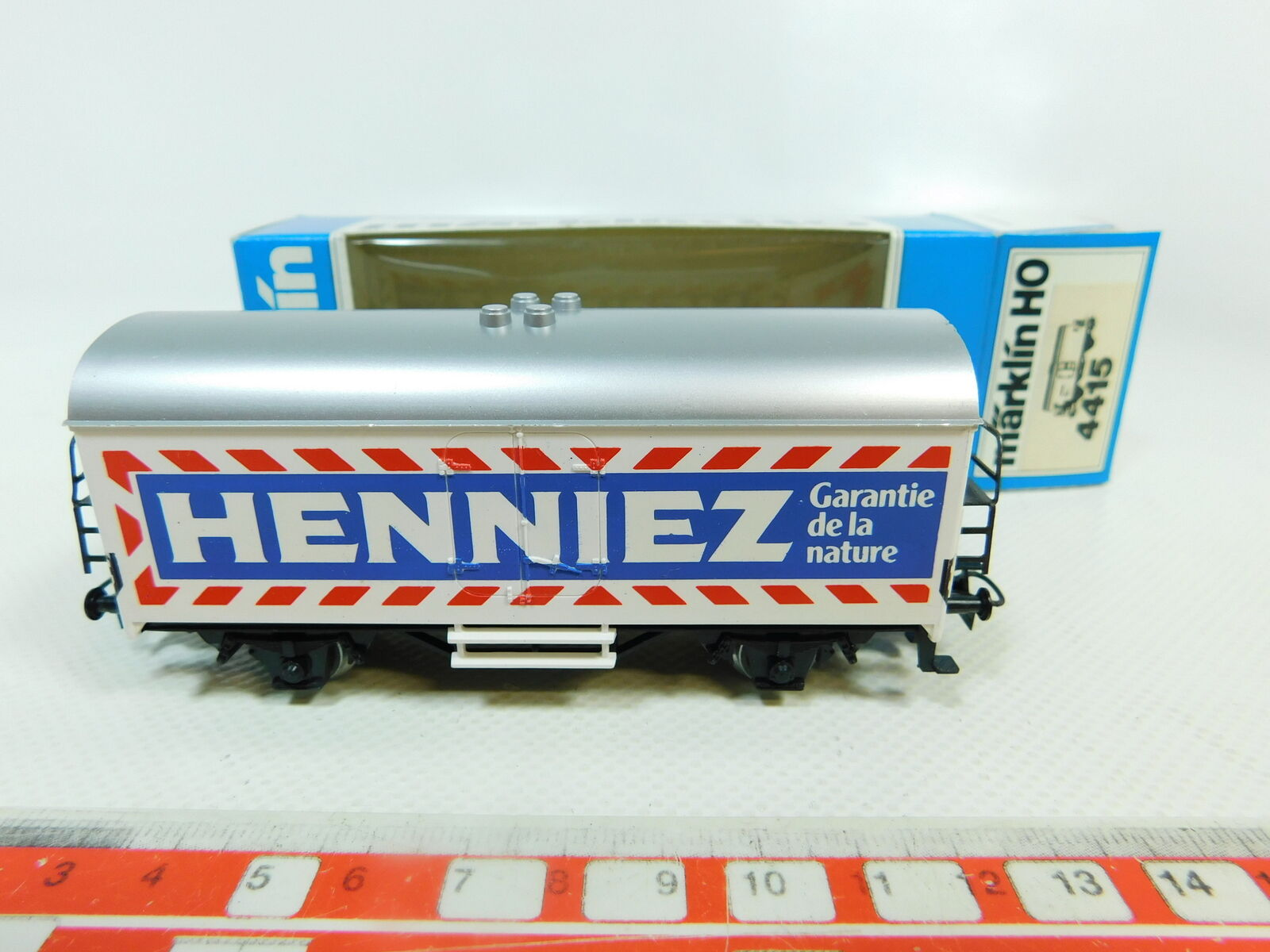 BR80-0,5 Märklin H0 Ac Somo   Special Model Freight Car Henniez,Very Good+