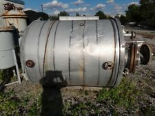979 Gallon 304 Stainless Vertical Pressure Vessel Tank