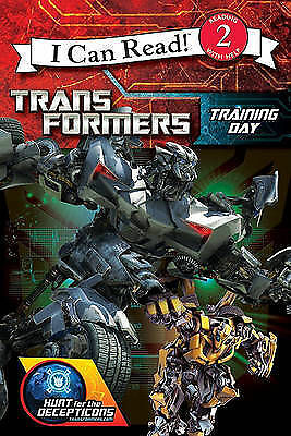 Teitelbaum, Michael : Transformers: Training Day (I Can Read -