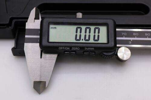"6/"" UPM Hight Precision Digital Calipers Patented Technology Sensors 150mm"