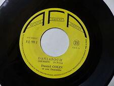 DANIEL COLIN Danlapoch ( JO PRIVAT ) nuits de Castille ( VLECKEN ) NE 555 C