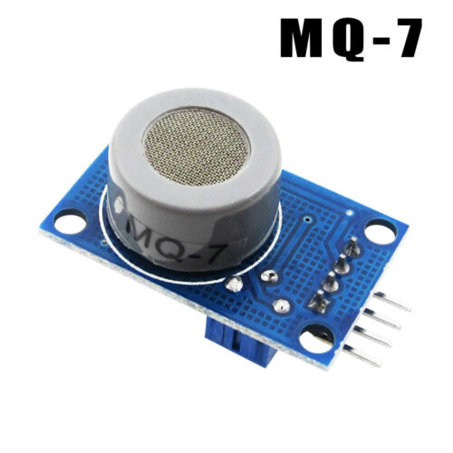 MQ-7 Kohlenmonoxid Sensor CO Gas-Sensor Arduino Raspberry Pi