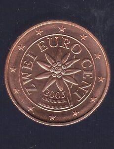Autriche 2005 - 2 Centimes D'euro