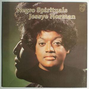 LP-Jessye-Norman-Negro-Spirituals-Philips-9500-580-Vinyl