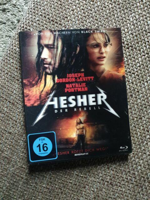 Hesher - Der Rebell - Lenticular Edition - Natalie Portman  Blu-ray