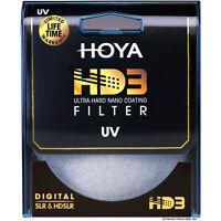 Hoya Hd3 67mm Uv Filter - Ultra-hard 32-layer Multi-coated Filter Xhd3-67uv