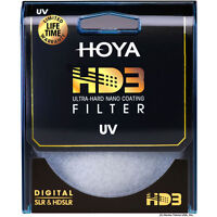 Hoya Hd3 67mm Uv Filter - Ultra-hard 32-layer Multi-coated Filter Xhd3-67uv