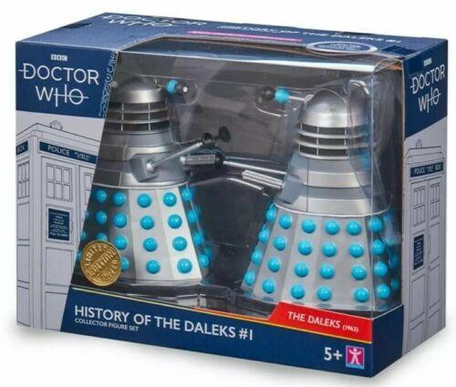 Doctor Who-History del Daleks #1 B/&M Exclusivo Figura
