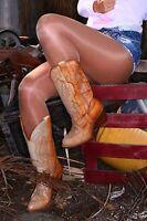 Hooters Girl Uniform Tights Pantyhose Otk Slouch Socks Pick Item Color & Size