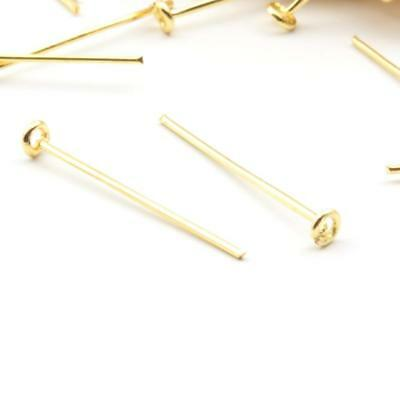 50 Pendant Bails Bead Hangers Antiqued Silver 5.5mm Hole 14x7mm