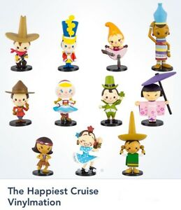 11 Vinylmation Disney The Happiest Cruise Sans Without Chaser Neuf New Ouvert