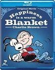 Happiness Is a Warm Blanket Charlie B - Blu-ray Region 1