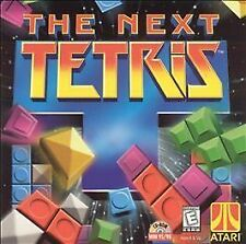 THE NEXT TETRIS PC GAME! [1999] WINDOWS 95/98 CD-rom Excellent Condition