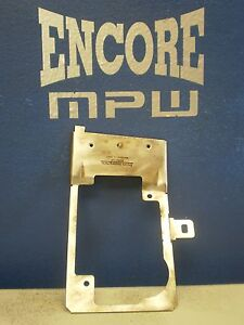 details about 1990 1993 ford mustang fuse box block metal mount bracket stock oem dashboard gt Mustang 5.0 Fuse Box
