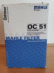 Oil Filter  Mahle Original  OC51