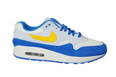 reasonably priced coupon codes best supplier Hommes nike nike Air Max 1 Og - AH8145108 - Blanc Bleu Jaune | eBay