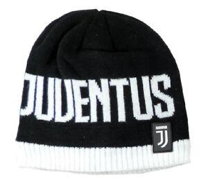 Cappello Scaldacollo Uomo FC JUVENTUS Nuovo Logo UFFICIALE interno PILE Cuffia