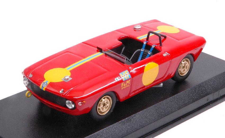 Lancia Fulvia F&m Special Hf Prova 1967 1 43 Model BEST MODELS