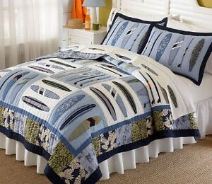 Catch A Wave Bedding Twin