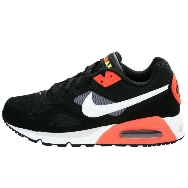 Nike Air Max Ivo Mens 580518 016 Running Shoes Athletic SNEAKERS Black Size 9.5