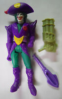 Vintage 1995 Kenner Legends Of Batman The Laughing Man Joker-complete