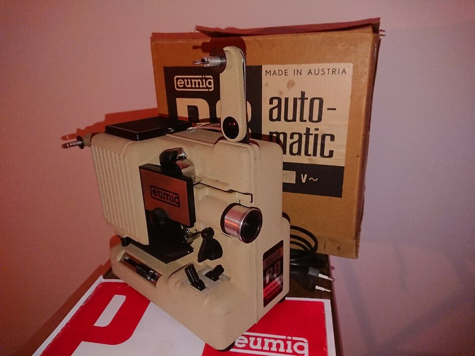 Eumig Type P8 Automatic , God
