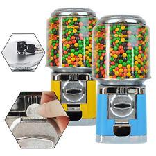 Yellowblue Bulk Gumball Machine Candy Vending Machine Jelly Countertop Withkeys