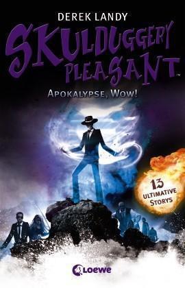 Skulduggery Pleasant – Apokalypse, Wow! von Derek Landy (2015, Gebundene...