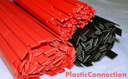 fairing repair Plastic welding rods sticks mix 80pcs LDPE HDPE ABS PP bumper