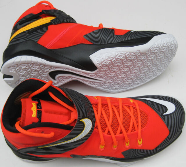 41ec720d6c8c Nike Zoom Lebron Soldier 8 Premium Basketball Men s Shoes 688579 ...