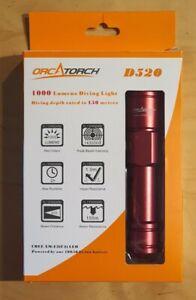 Orcatorch-D520-1000-Lumen-Neu
