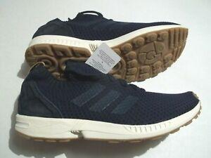 10c462978 NEW Adidas Men s Size 11 ZX Flux Pk Originals Blue Textile Shoes ...