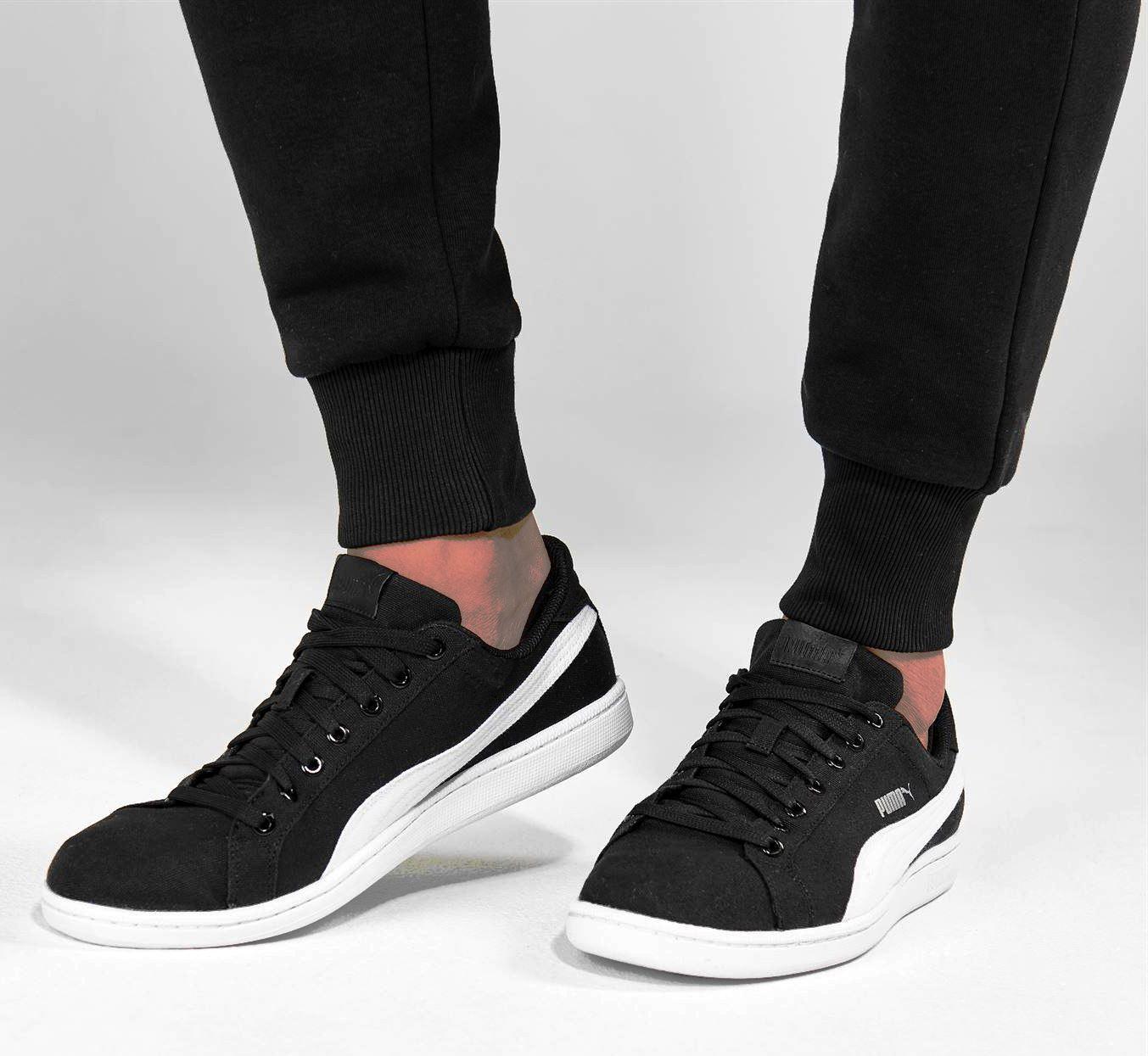 Zapatos de hombre gimnasia zapatillas Puma Smash Lona hombres Entrenador