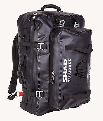 SHAD Zulupack 90L Dive Dry Bag BackPack Waterproof Back Pack LSW90