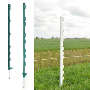 30 x 3ft electric fence posts